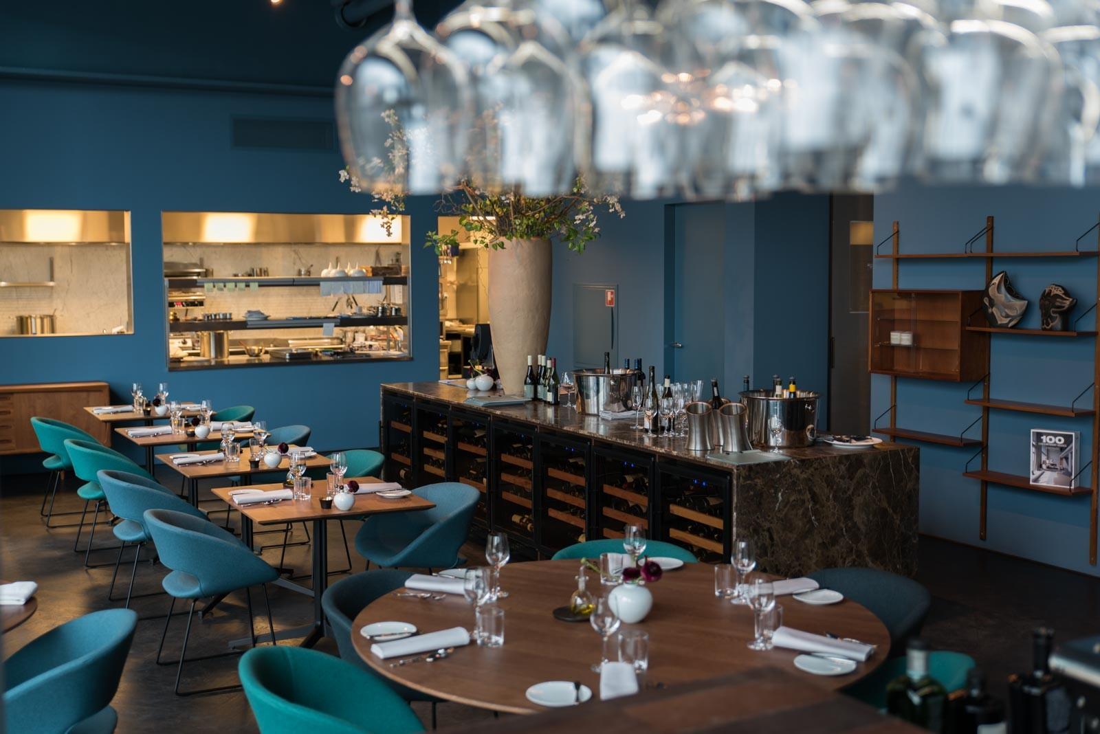 Restaurant Fitzgerald - Warner Interieur