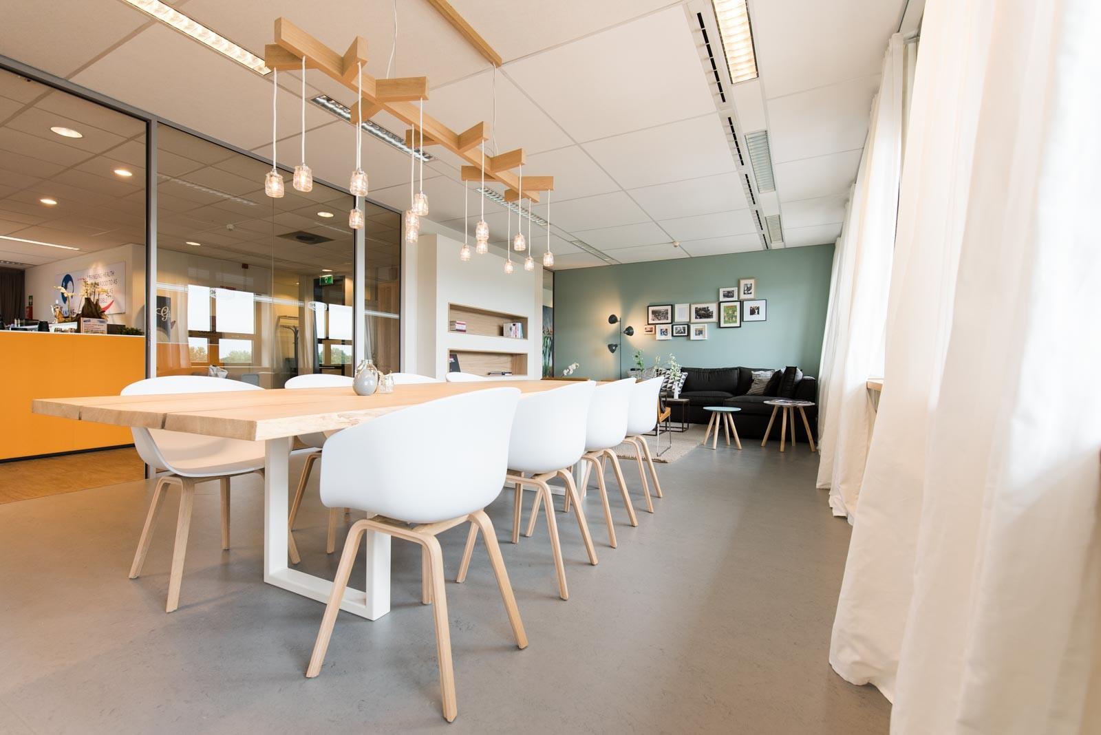 Interieur Danone Nederland
